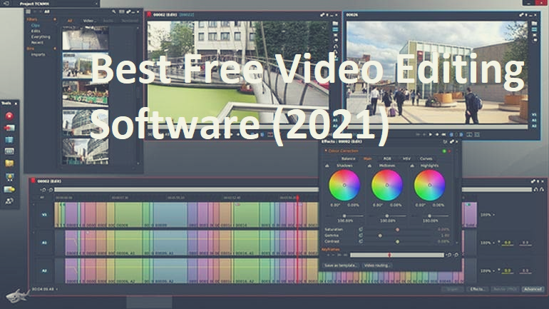 Best Free Video Editing Software (2021)