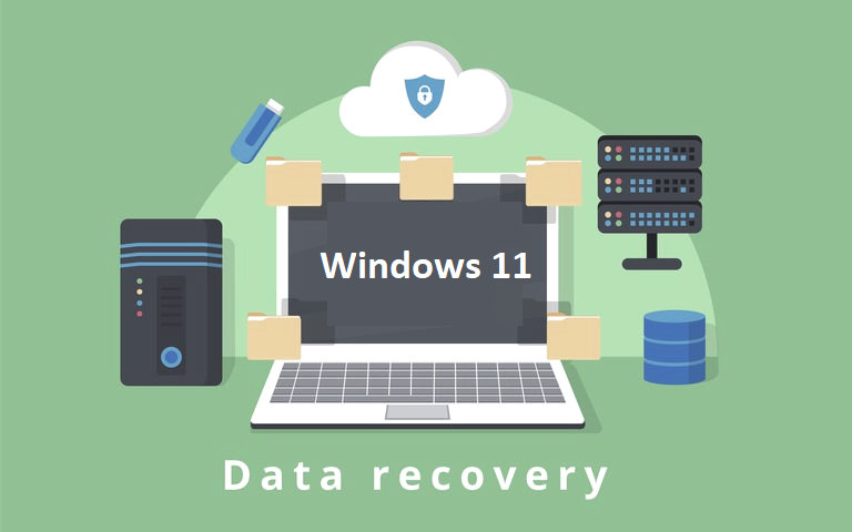 Methods for Recovering Data in Windows 11