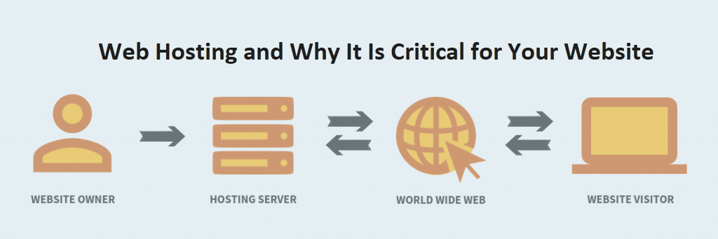 Web Hosting and Why It Is Critical for Your Website